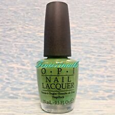 OPI ZOM-BODY TO LOVE ~ Ltd Ed Halloween Holiday Glow In The Dark Nail Polish NEW