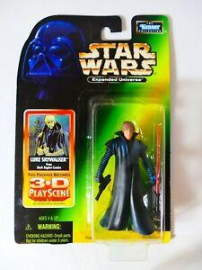 Star Wars Kenner Extended Universe Luke Skywalker 3D Playscene BNOC 1998