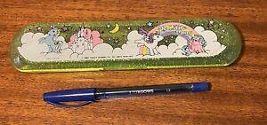 My Little Pony Pencil Case 1985 Hasbro