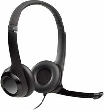 Logitech USB Headset H390 with Noise Cancelling Mic | USA | ready to ship