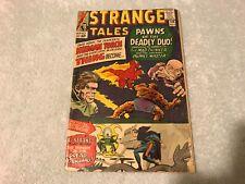Strange Tales 126 Marvel comic book