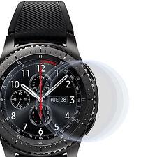 3x Display Schutz Folie für Samsung Gear S3 Frontier Displayfolie Schutz Hülle