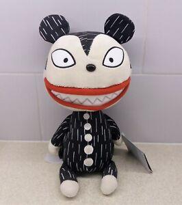 Disney Store ~ Vampire Teddy ~ Nightmare Before Christmas ~ Bear Soft Toy ~ BNWT