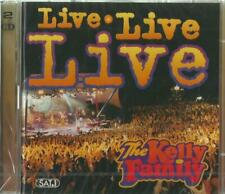 = F - 2 CD the Kelly Family Live Live Live - 1998 - OVP in Folie !