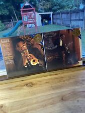 2 WYNTON MARSALIS CBS LP'S  SEALED
