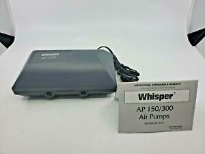 Tetra Whisper AP300 Aquarium Air Pump