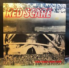Red Scare Then There Were None '84 LP
