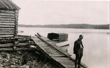CANADA c. 1950 - Cabane de Trappeur - NV 118