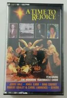 A Time to Rejoice Cassette Featuring the Mormon Tabernacle Choir 1992 Sony Music