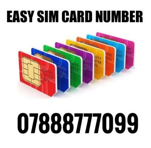 GOLDEN GOLD EASY VIP MOBILE PHONE NUMBER.DIAMOND PLATINUM SIMCARD 07888777099