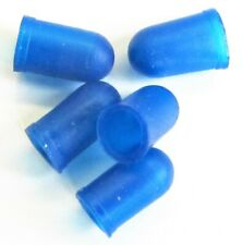 Blue Bulb Cover Cap Boots 5-Pack, fits 70, 73, 74, 85, 2721, 2722 and many more