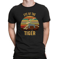 Eye of The Tiger Dean Winchester Supernatural Vintage Retro Men's T-Shirt Tee