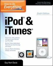 iPod & iTunes - How To Do Everything, by Guy Hart-Davis Sixth Edition *Brand New