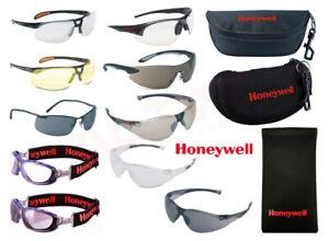 Honeywell Safety Glasses SP10002G Protege Metalite  A800 Gunmetal Sperian Ignite