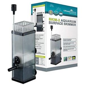 All Pond Solutions SKIM-2 Aquarium Surface Skimmer