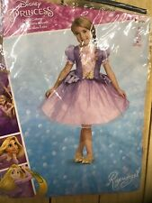 disney princess rapunzel Costume Toddler 3T/4T