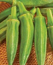 Okra (Clemson Spinless 99) Garden Vegetable seeds– 1 oz (Approx. 350-400 seeds)