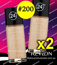 2x Revlon ColorStay Makeup For Combination Oily Skin Nude 200