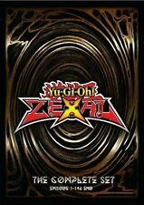 Yu Gi Oh! Yu-gi-oh Zexal TV 1 - 146 S1 & S2 in 8 DVDs English Dubbed & Subs End