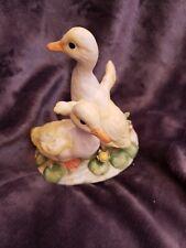 Vintage 1982 Homco Duck Trinket