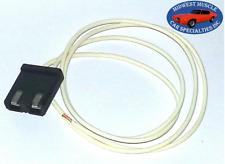 85-95 GM Windshield Wiper Washer Fluid Sensor Sending Unit Wiring Harness D9