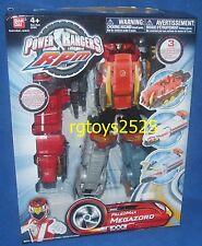 "Power Rangers RPM 10"" PaleoMax Megazord Factory Sealed 2009"