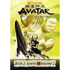 Avatar The Last Airbender Book 2 Earth Volume 2 DVD  L5