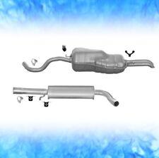 VW Golf IV 4 1.8 2.0 2.3 85/110 KW 1999-2006 Kombi Auspuff Abgasanlage 0972