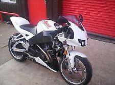 R&G RACING Crash Protectors - Buell XB9-R, XB12-R up to 2006  **BLACK**