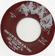 PINEY BROWN  SUGAR IN MY TEA / MY LOVE    MAD Re-Issue/Re-Pro   R&B/MOD/NORTHERN