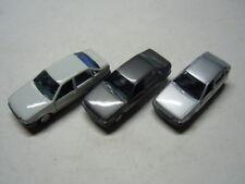 3 rare Opel Kadett E Schräg- und Stufenheck Modelle von Gama in 1:43 OVP neu