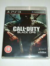 """Call Of Duty Black Ops PS3 Playstation 3 """"FREE UK  P&P"""""""