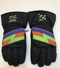 Vtg Arctic Cat Racing SZ XS Insulated Mitts