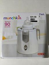 Munchkin Fast Baby Bottle Warmer Feeding Supplies