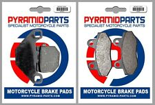 Rieju RS3 125cc 2011 Front Rear Brake Pads