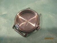 Vintage Seiko Watch Case with Crystal  6222-7000 ~  No Movement