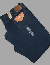 Levis 501 Straight Leg Button Fly Jeans 54 x 32 NWT MSRP $68