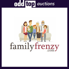 FamilyFrenzy.com - Premium Domain Name For Sale, Namesilo