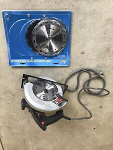 Skilsaw Hand Saw With Extra Blades Made In USA