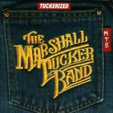 CD de musique rock banda, The Marshall Tucker Band