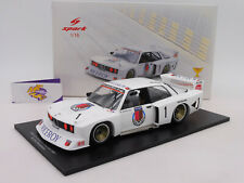"Spark 18MC81 # BMW 320 Gr.5 Winner Guia Race 1981 "" M. Winkelhock "" 1:18 NEUHEIT"