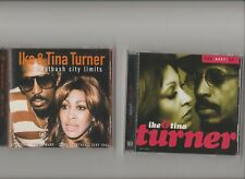 Ike & Tina Turner : The Best Of + Nutbush City Limits / TWO CD Albums