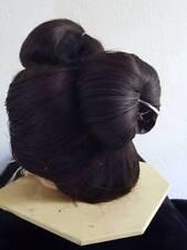 Japanese Katsura Wig - Momoware - Geisha Maiko Cosplay 桃割れ