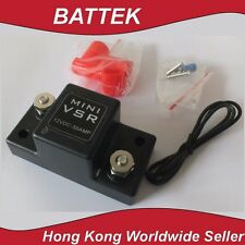 ATV UTV Motorcycle Smart Battery Isolator Mini VSR 12V 50A Dual Sense