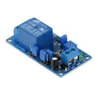 12V DC Delay Relay Delay Turn on/Delay Turn off Switch Module with Timer