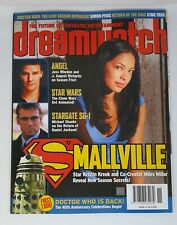 Dreamwatch Magazine Issue No 111 Smallville