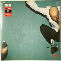 Moby - Play [Limited Edition] LP Vinyl Record Album [Sealed] Porcelain