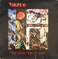 """Yazoo – The Other Side Of Love 7"""" YAZ002 – VG"""
