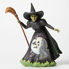 Jim Shore Wizard of Oz Wicked Witch Of The West Wickedness 4045420 NEW RETIRED