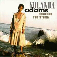Through the Storm ~ Yolanda Adams (Cassette)